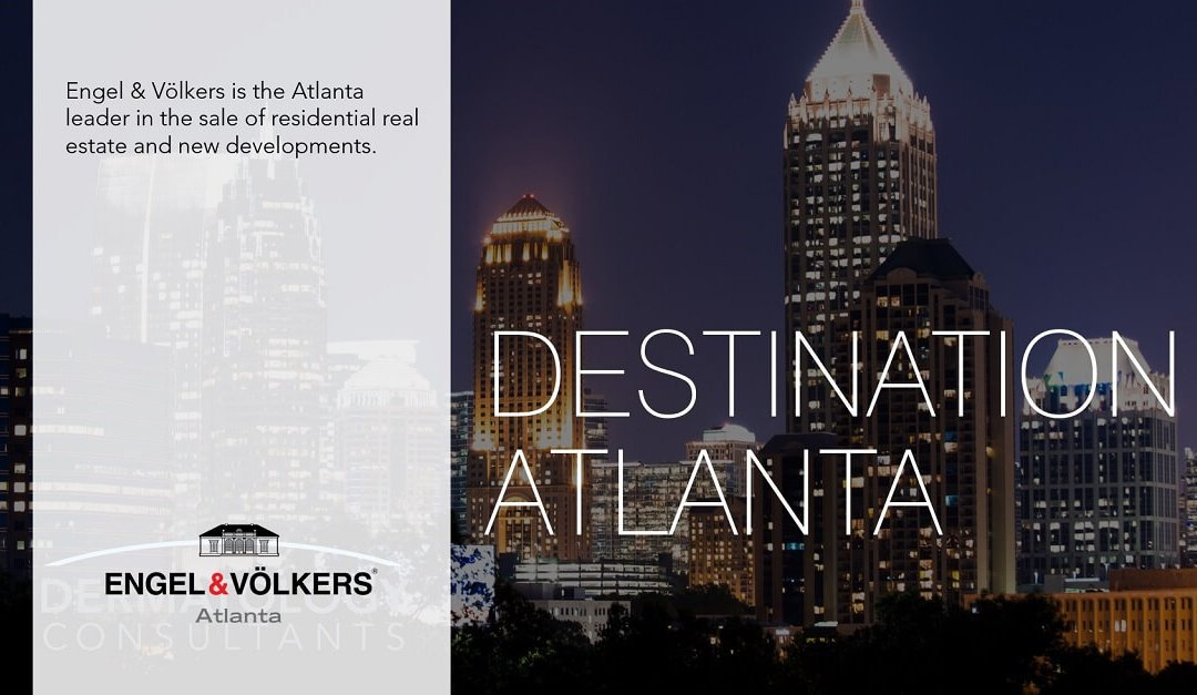 Why National Events Choose Atlanta